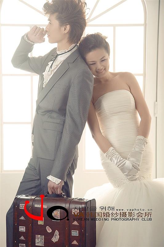 盐城 va 婚纱摄影_盐城VA韩国婚纱摄影