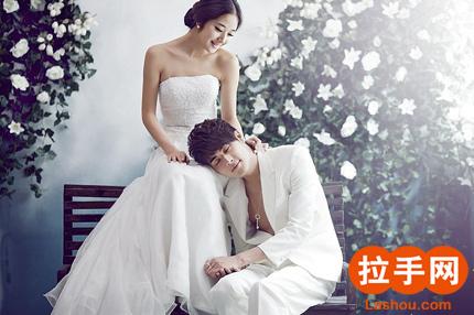 盐城 婚纱摄影 会所_盐城VA韩国婚纱摄影会所出品-地产宝贝第六期拍摄
