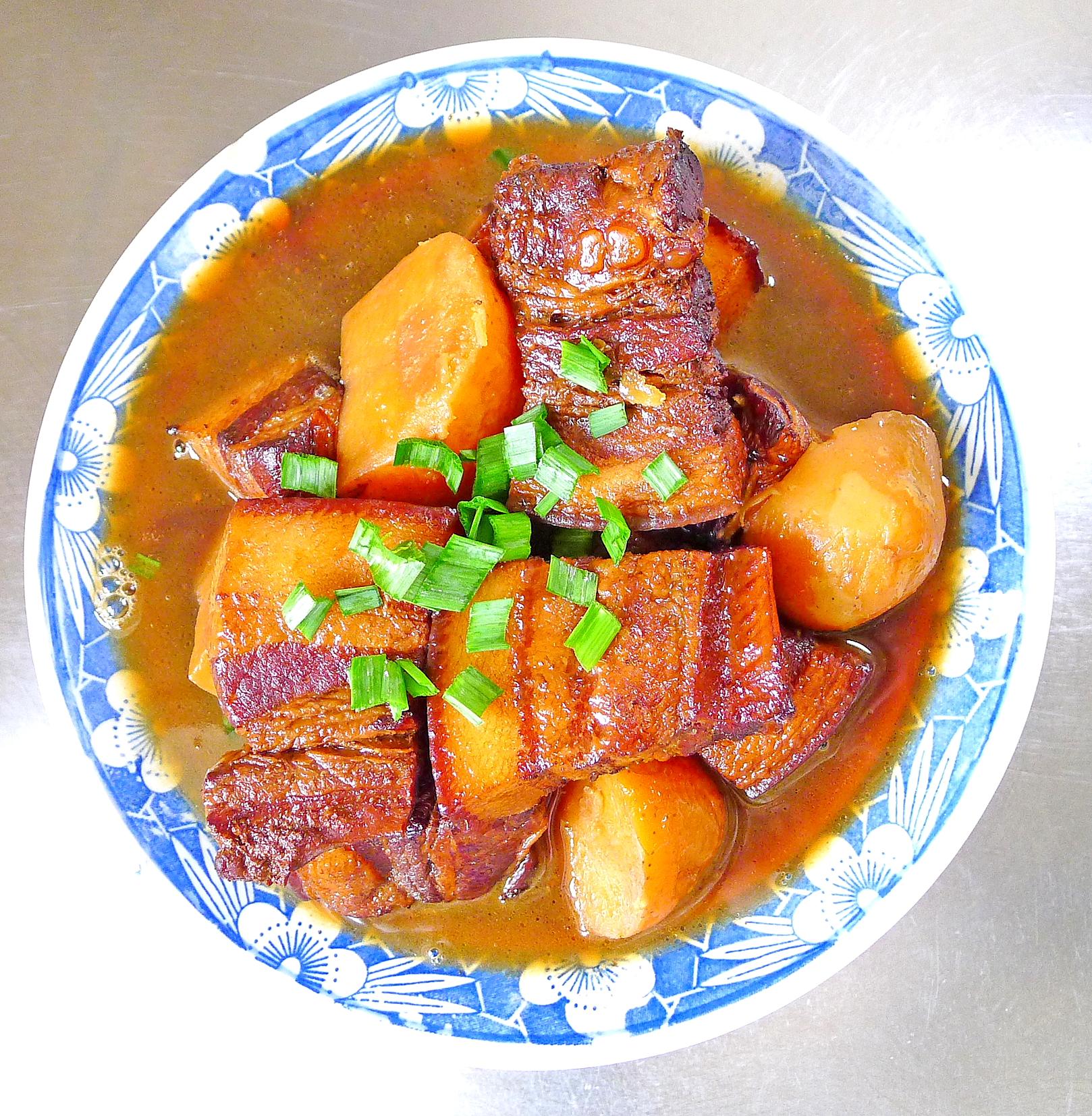 6红烧肉烧土豆P1340805.JPG