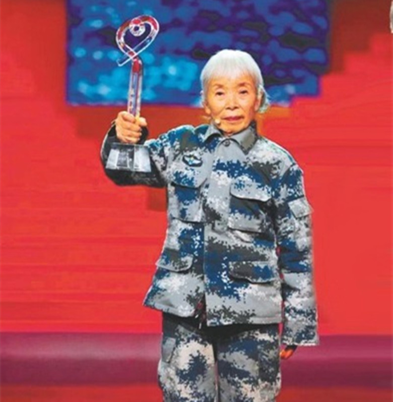 中国梦践行者马旭