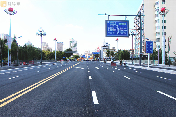 好消息!重建后的建军桥将于9月24日正式通车【多图】